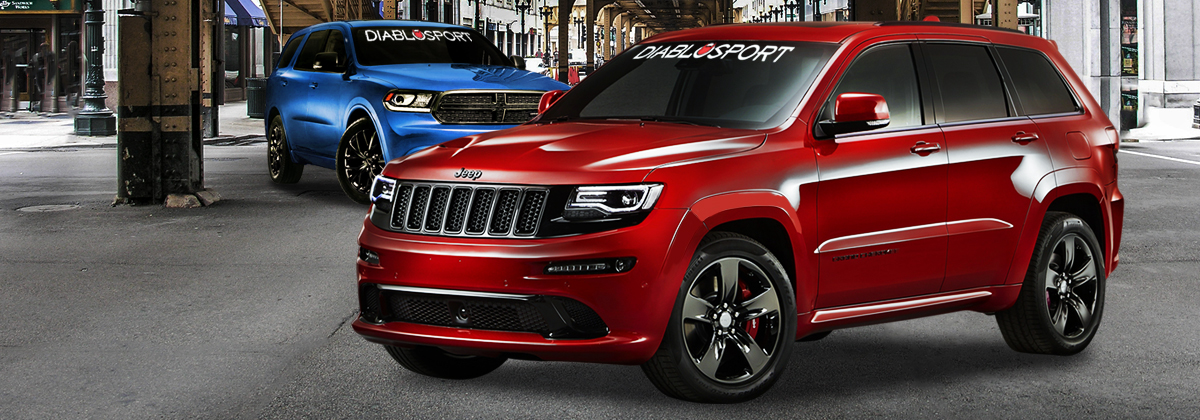 2015 dodge durango jeep grand cherokee diablosport. Black Bedroom Furniture Sets. Home Design Ideas