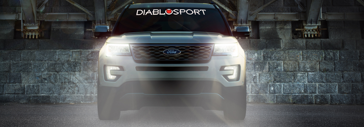 2016 ford explorer ecoboost now supported diablosport. Black Bedroom Furniture Sets. Home Design Ideas