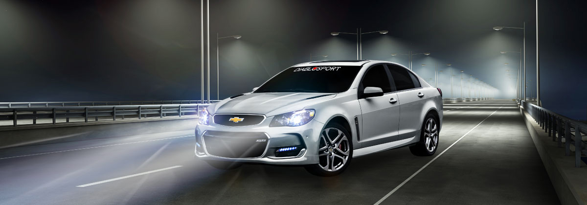 2016 Chevrolet SS Now Supported - DiabloSport