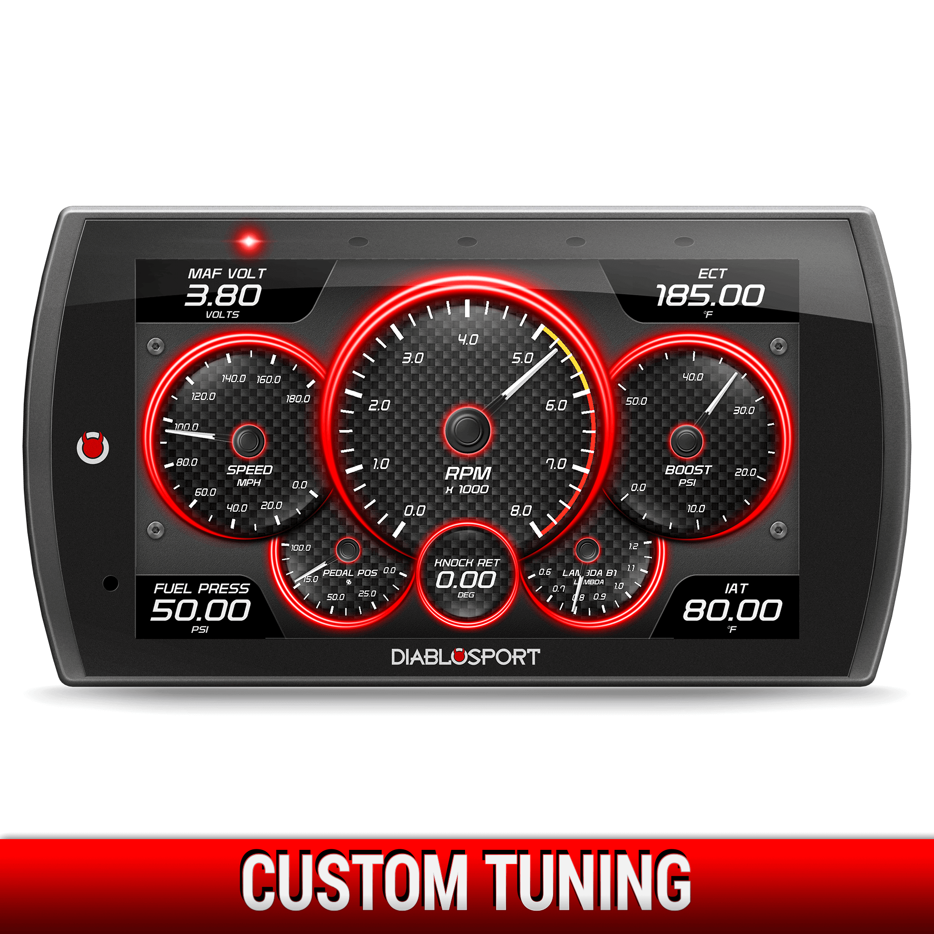 Improve Your Fuel Mileage Innovative Performance Chip//Power Programmer for Lincoln Mark LT 5.0L and 5.4L Save Gas /& Gain More MPG Increase Horsepower /& Torque with this Engine Tuner!