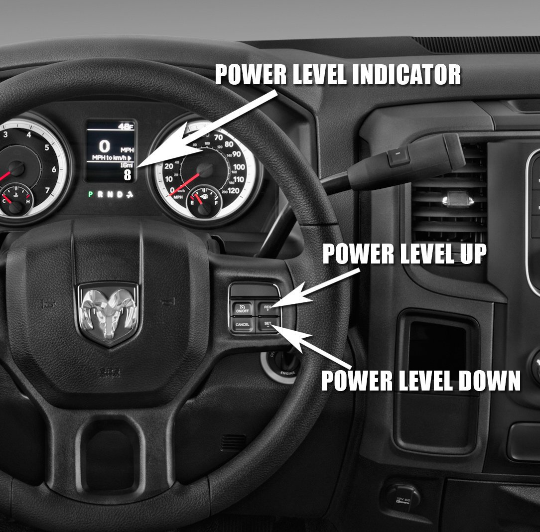 2015-2019 Ram 1500 Hemi Tuning with Pulsar, No PCM Mod Needed