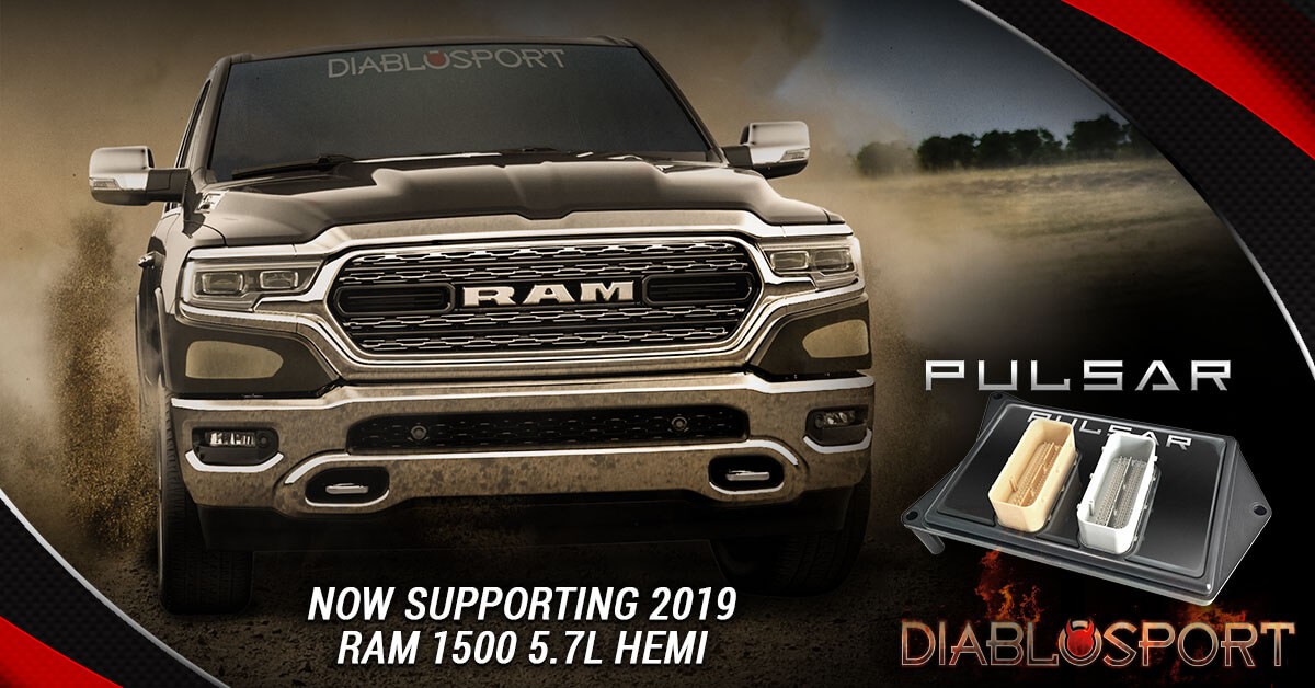 2015 2019 Ram 1500 Hemi Tuning With Pulsar No Pcm Mod Needed