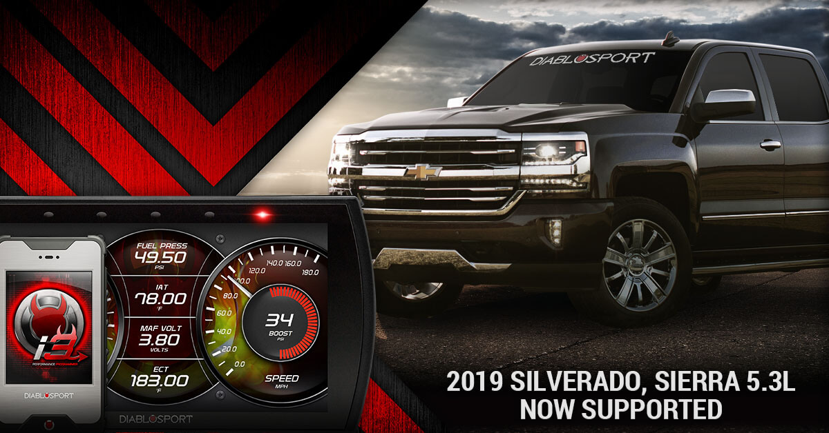 2019 Chevy Silverado Legacy & Sierra Limited Now Supported