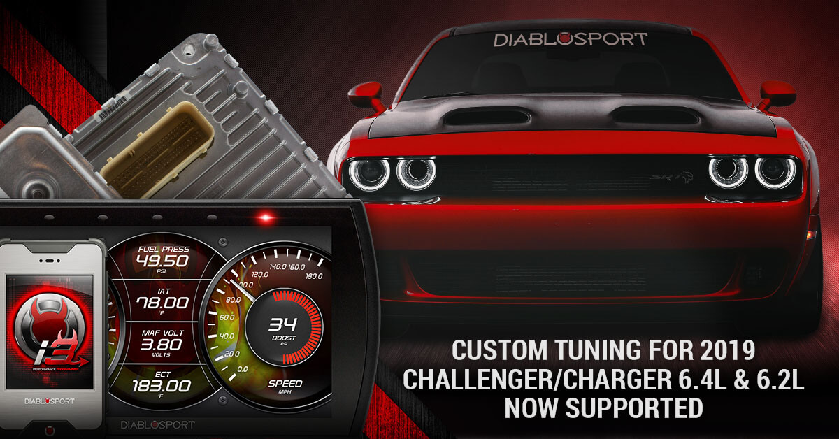 2019 DODGE CHALLENGER/CHARGER SCAT PACK, HELLCAT, REDEYE