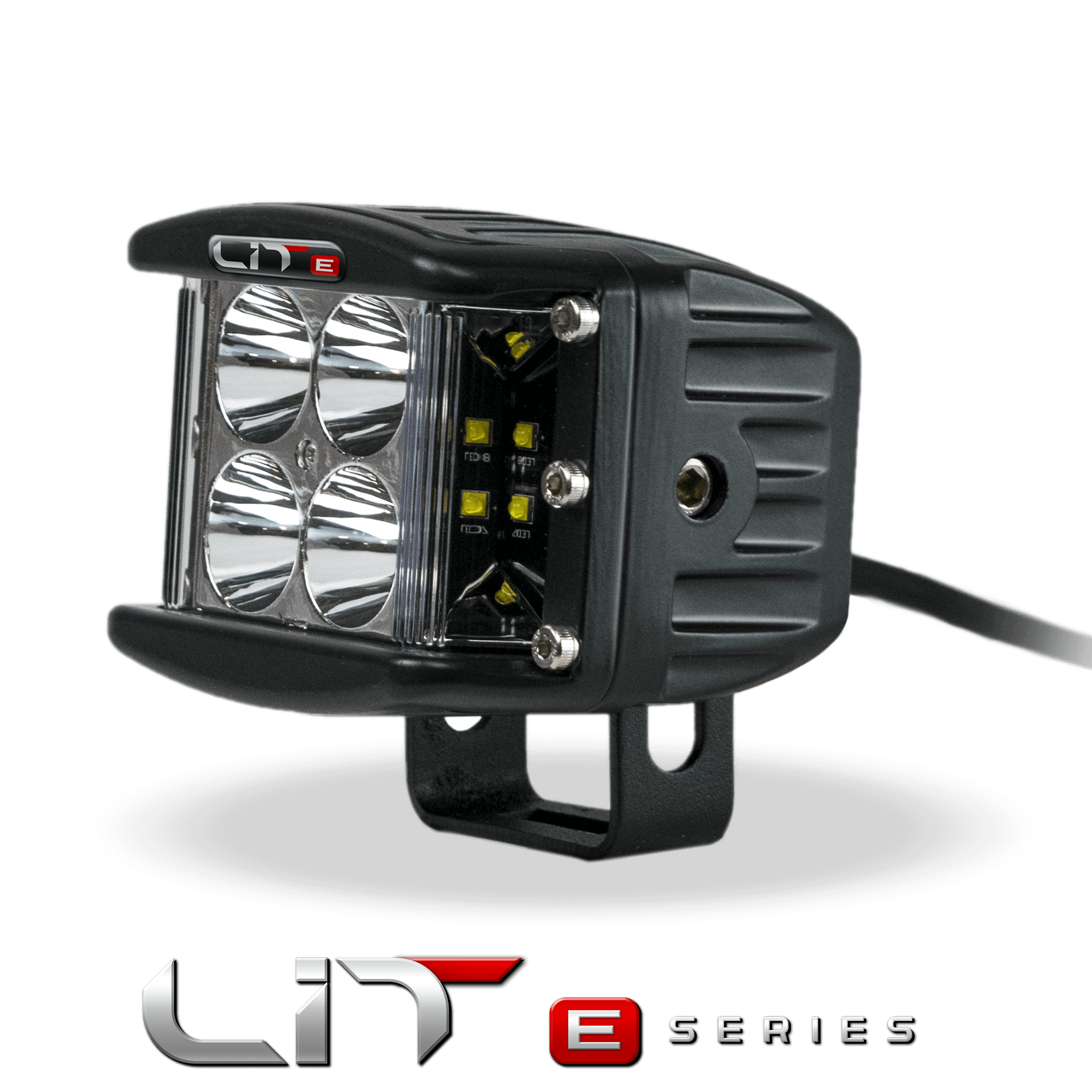 LIT E-Series Wide Shot Pod Pair 5 Watt Flood