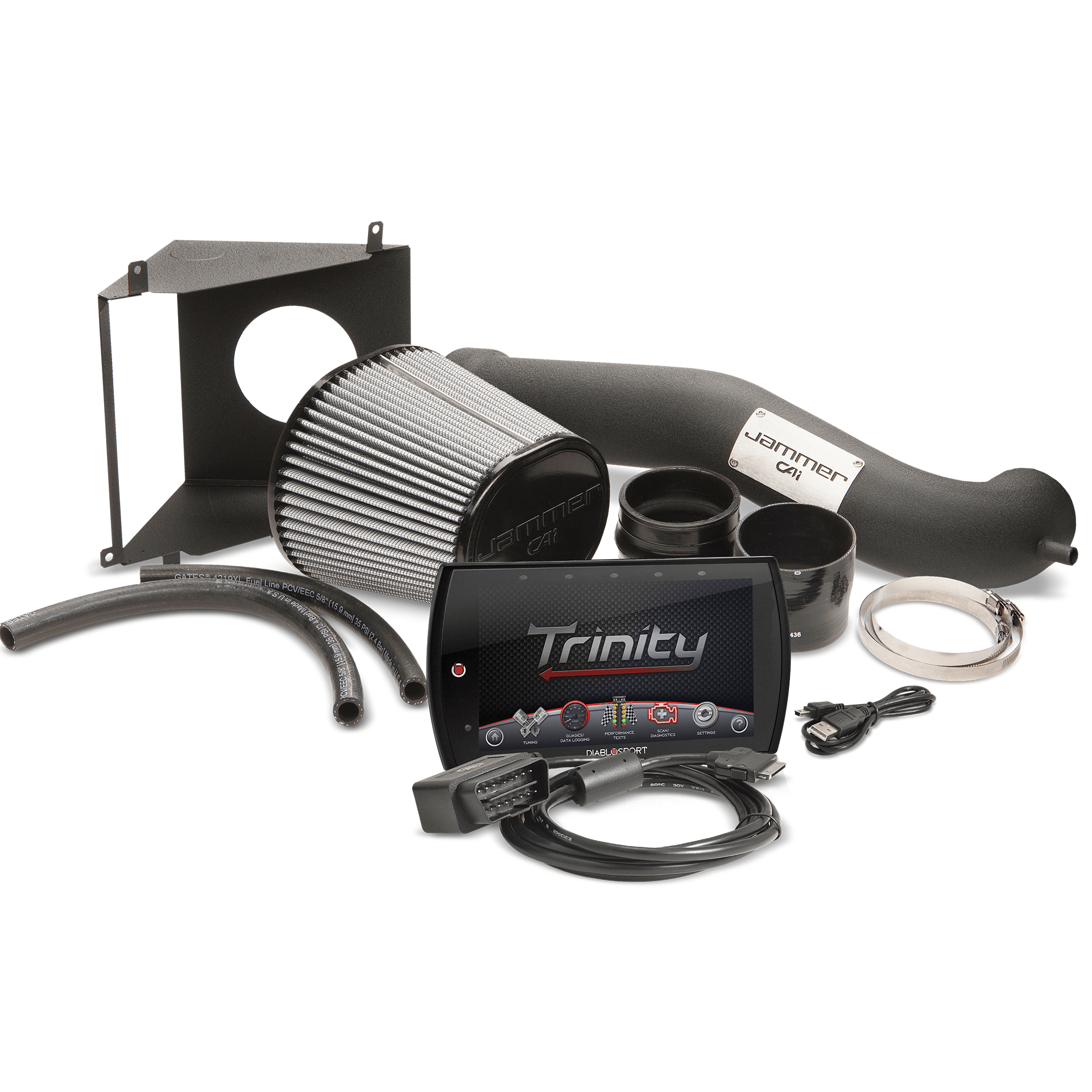 Ford Mustang 11-14 5.0L Reaper��� Trinity 2 Stage 1 Kit